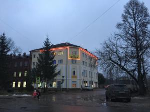 Гостиницы Порхова