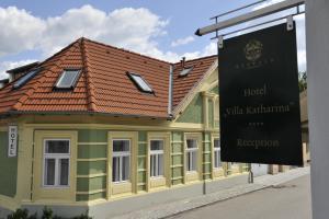 MÖRWALD Hotel Villa Katharina - Wiedendorf