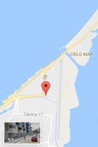 Apartaestudio Palmares de Crespo, Apartments - Cartagena de Indias