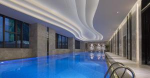 Wanda Vista Kunming, Hotels  Kunming - big - 6