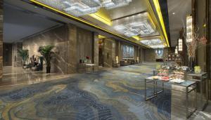 Wanda Vista Kunming, Hotels  Kunming - big - 10