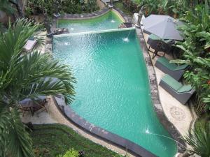 Отели и курорты Индонезии на карте