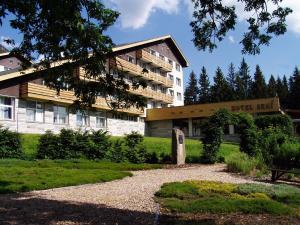 4 hvězdičkový hotel Hotel Srní Srní Česko