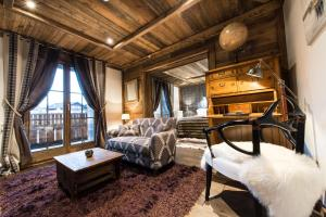 Le Chalet Blanc - Hotel - Megève