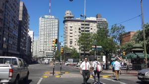 Apartamento Avenida 18 Julio, Appartamenti  Montevideo - big - 22