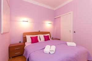 Apartment Arcadia, Apartmány  Rijeka - big - 40