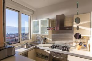 Apartment Arcadia, Apartmány  Rijeka - big - 37
