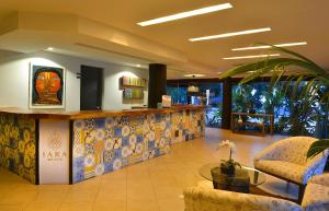 Iara Beach Hotel Boutique, Szállodák  Salvador - big - 48