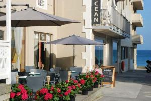 Alpha Ocean, Hotels  Saint-Malo - big - 21