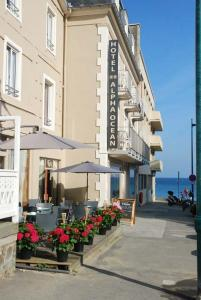 Alpha Ocean, Hotels  Saint-Malo - big - 42