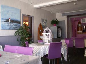 Alpha Ocean, Hotels  Saint-Malo - big - 33