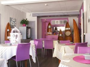 Alpha Ocean, Hotels  Saint-Malo - big - 31