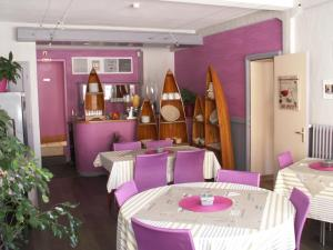 Alpha Ocean, Hotels  Saint-Malo - big - 32
