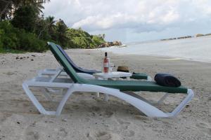 Beach House at Anse Forbans