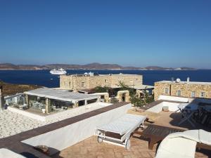 Eirini Luxury Hotel Villas, Виллы  Грикос - big - 81