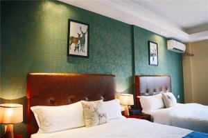 Perfect Service Apartment, Apartmanok  Kuangcsou - big - 23
