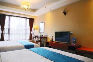 Perfect Service Apartment, Apartmanok  Kuangcsou - big - 24