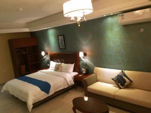 Perfect Service Apartment, Apartmanok  Kuangcsou - big - 8