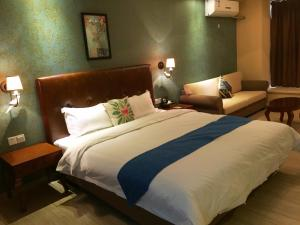 Perfect Service Apartment, Apartmanok  Kuangcsou - big - 17