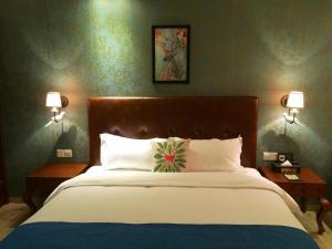 Perfect Service Apartment, Apartmanok  Kuangcsou - big - 7