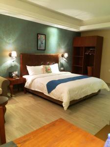 Perfect Service Apartment, Apartmanok  Kuangcsou - big - 39