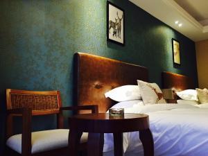 Perfect Service Apartment, Apartmanok  Kuangcsou - big - 21