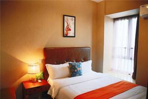 Perfect Service Apartment, Apartmanok  Kuangcsou - big - 26