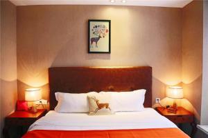 Perfect Service Apartment, Apartmanok  Kuangcsou - big - 3