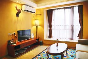 Perfect Service Apartment, Apartmanok  Kuangcsou - big - 18