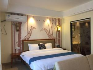 Perfect Service Apartment, Apartmanok  Kuangcsou - big - 51