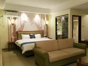 Perfect Service Apartment, Apartmanok  Kuangcsou - big - 49