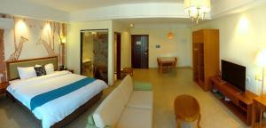 Perfect Service Apartment, Apartmanok  Kuangcsou - big - 44
