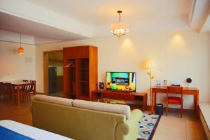 Perfect Service Apartment, Apartmanok  Kuangcsou - big - 20