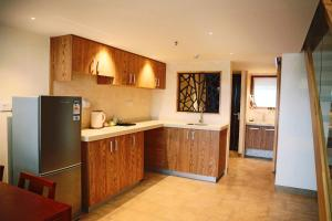 Perfect Service Apartment, Apartmanok  Kuangcsou - big - 35