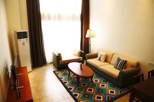 Perfect Service Apartment, Apartmanok  Kuangcsou - big - 11
