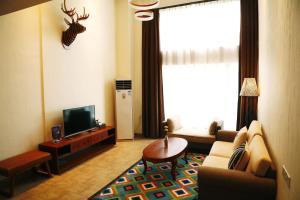 Perfect Service Apartment, Apartmanok  Kuangcsou - big - 15