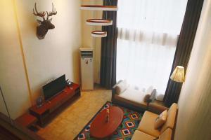 Perfect Service Apartment, Apartmanok  Kuangcsou - big - 52