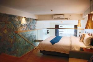 Perfect Service Apartment, Apartmanok  Kuangcsou - big - 19