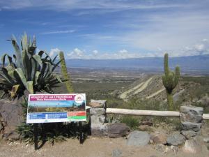 Observatorio Ampimpa, Penzióny  Amaichá del Valle - big - 22