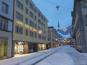 Central Hotel Post - Chur