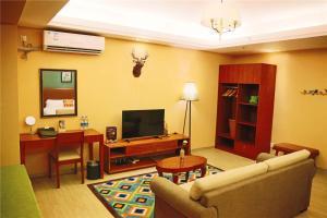 Perfect Service Apartment, Apartmanok  Kuangcsou - big - 62