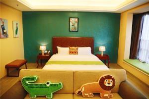 Perfect Service Apartment, Apartmanok  Kuangcsou - big - 2