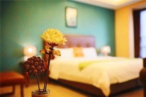 Perfect Service Apartment, Apartmanok  Kuangcsou - big - 59