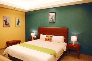 Perfect Service Apartment, Apartmanok  Kuangcsou - big - 30