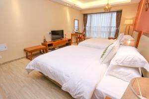 Perfect Service Apartment, Apartmanok  Kuangcsou - big - 38