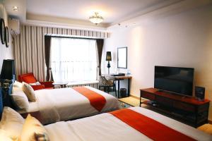 Perfect Service Apartment, Apartmanok - Kuangcsou