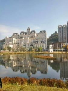 Guiyang Enjoy The Time Guest House, Hostelek  Kujjang - big - 13