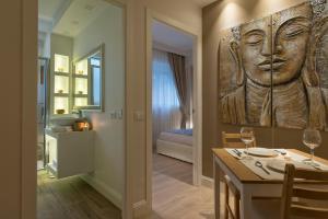 Aruna Suites, Nyaralók  Róma - big - 1