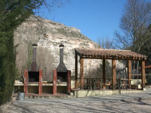 Casas Rurales Olmeda, Appartamenti  Alcalá del Júcar - big - 16