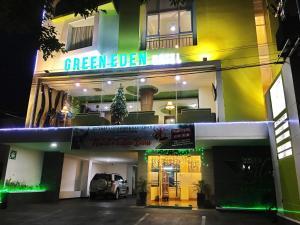 Auberges de jeunesse - Green Eden Hotel